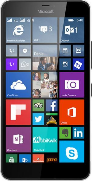 iPrimus APN settings for Microsoft Lumia 640 LTE - APN