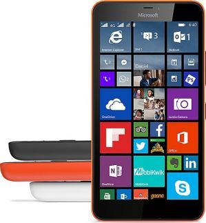 माइक्रोसॉफ्ट Lumia 640 XL LTE Dual SIM
