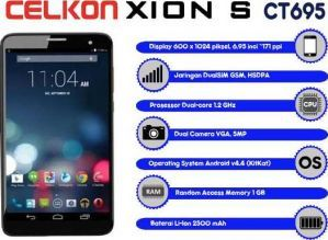 Celkon Xion s CT695