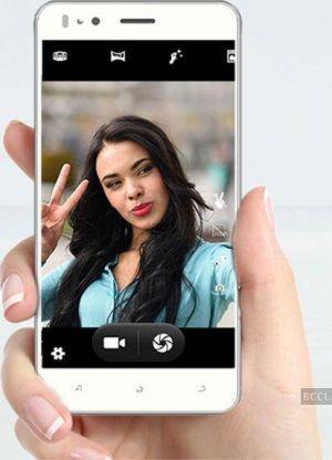 Micromax Bolt Selfie Q424