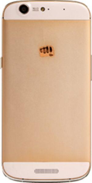 Micromax A300 Canvas Gold