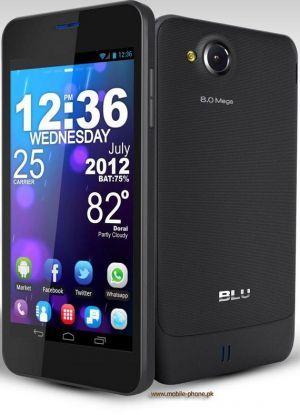 ब्लू Quattro 5.7 HD