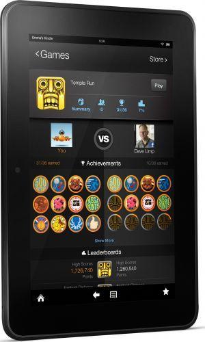 Amazone Kindle Fire HD 8.9 LTE