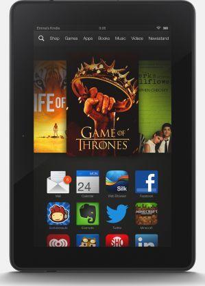 亚马孙 Kindle Fire HDX