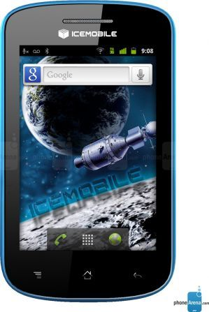Icemobile Apollo Touch