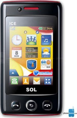Icemobile Sol III