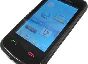 T Mobile Vairy Touch II