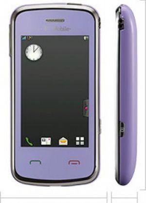 टी - मोबाइल Vairy Touch II