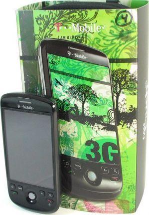 टी - मोबाइल myTouch 3G 1.2