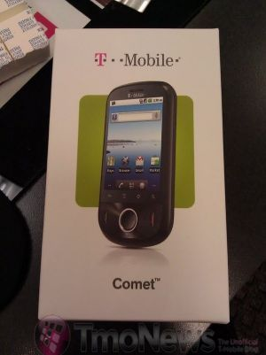 T-Mobile Comet