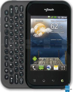 T Mobile myTouch Q